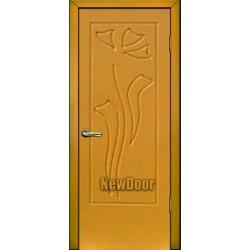 Дверь межкомнатная МДФ крашеная №68