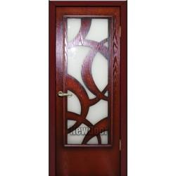 Дверь межкомнатная МДФ крашеная №69