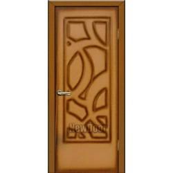 Дверь межкомнатная МДФ патина №70