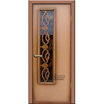 Дверь межкомнатная МДФ патина №74