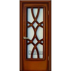 Дверь межкомнатная МДФ крашеная №78