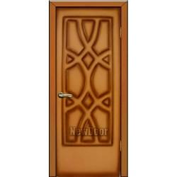 Дверь межкомнатная МДФ тонированная №79