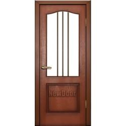 Дверь межкомнатная МДФ крашеная №7
