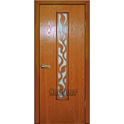 Дверь межкомнатная МДФ тонированная №80