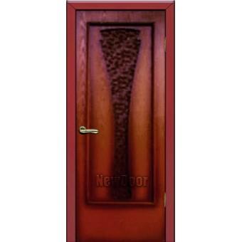 Дверь межкомнатная МДФ крашеная №82