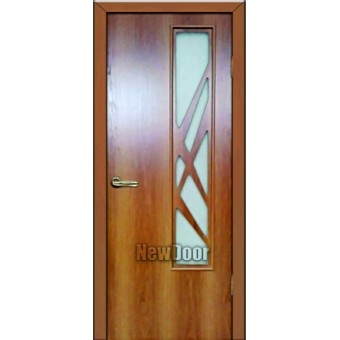 Дверь межкомнатная МДФ тонированная №85