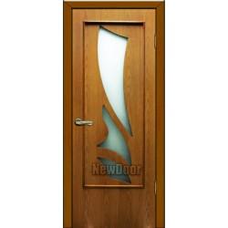 Дверь межкомнатная МДФ тонированная №86