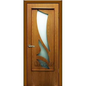 Дверь межкомнатная МДФ крашеная №86