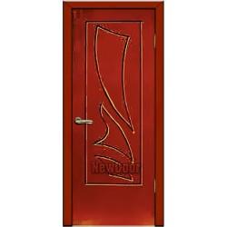 Дверь межкомнатная МДФ крашеная №87