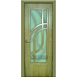 Дверь межкомнатная МДФ патина №88