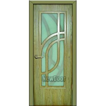 Дверь межкомнатная МДФ крашеная №88