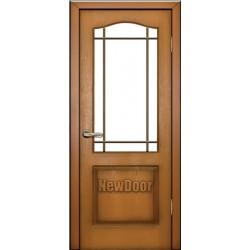 Дверь межкомнатная МДФ крашеная №8