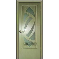 Дверь межкомнатная МДФ крашеная №93
