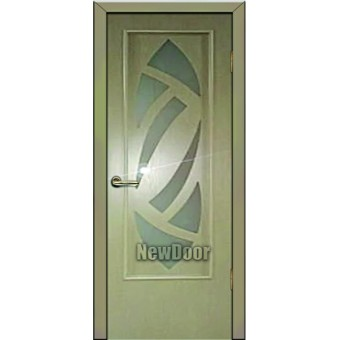 Дверь межкомнатная МДФ тонированная №93