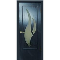 Дверь межкомнатная МДФ патина №94