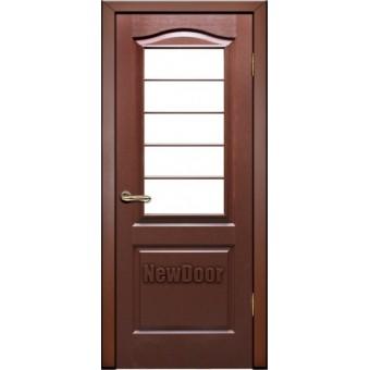 Дверь межкомнатная МДФ крашеная №9