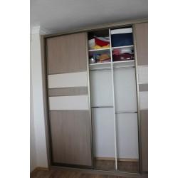 Шкаф-купе на заказ в Минске № 02