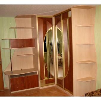 Угловой шкаф на заказ № 037
