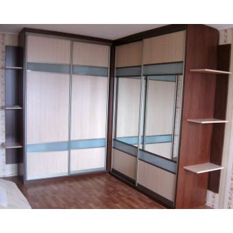 Угловой шкаф на заказ № 040