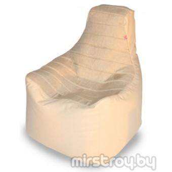 """Бескаркасное кресло Трон """"Милк"""""""