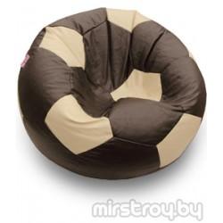 """Бескаркасное кресло Мяч """"Кофе с молоком"""""""