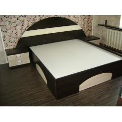 Кровать на заказ №1